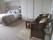 Our room at the Ellangowan House B&B